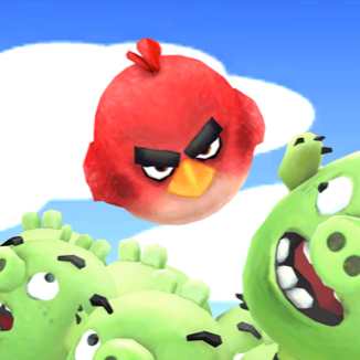Angry Birds Magic Leap 1 App